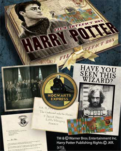 Harry Potter Artefact Box - Harry P