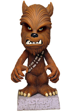 Star Wars Bobble-Head - Chewbacca M