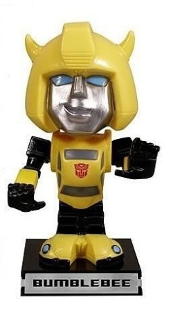 Transformers Bobble-Head Classic Bu