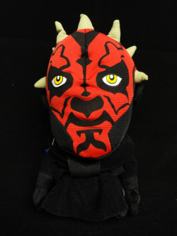 Star Wars ply�ov� figurka - Darth M