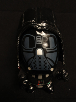 Star Wars ply�ov� figurka - Darth V