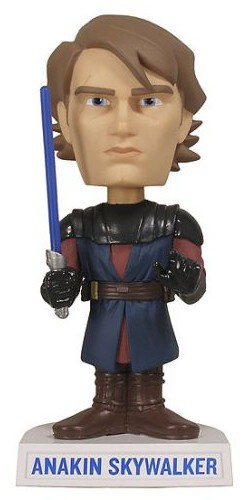 Star Wars: Clone Wars Bobble Head A