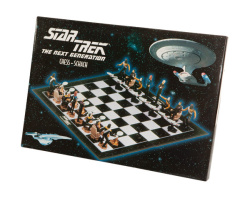 Star Trek 3D šachy - The Next Generation | Figures.cz