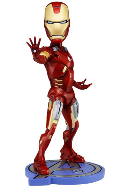 The Avengers - Iron Man Head Knocke