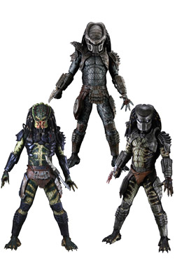 Predators Serie 6 - set 3 figurek 1