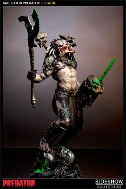 Predator - Bad Blood Predator Statu