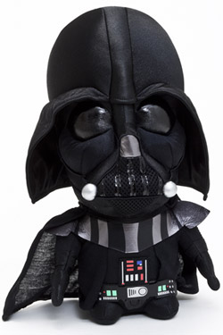 Star Wars - ply�ov� figurka Darth V
