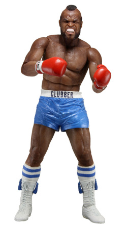 Rocky - Clubber Lang (Blue Trunks)