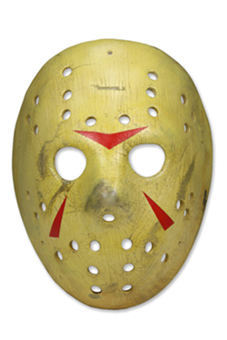 Friday the 13th Part 3 - Jason mask