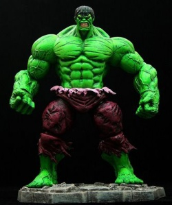 Incredible Hulk - Hulk 20 cm