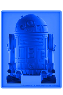 Star Wars - silikonov� forma DX R2-