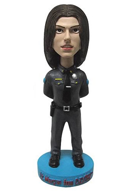 Dexter Bobble-Head Lt. Debra Morga