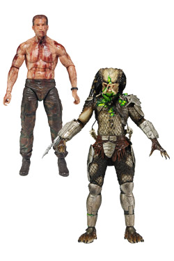 Predator - Final Battle Dutch vs. P