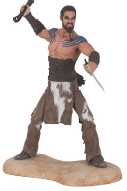 Game of Thrones PVC Statue - Khal D