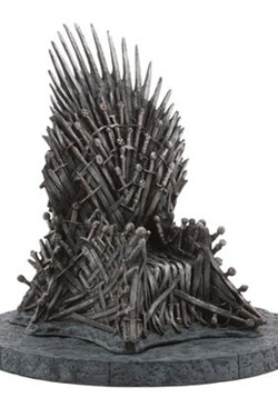 Game of Thrones Statue - Iron Thron