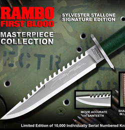 Rambo First Blood John Rambo Knife