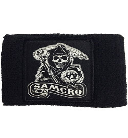 Sons of Anarchy - potítko SAMCRO