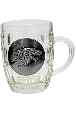 Game of Thrones - sklenice na pivo