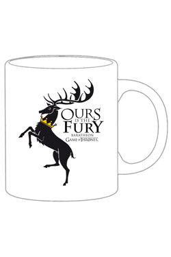 Game of Thrones - hrnek Baratheon