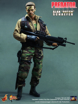 Predator Major Alan Dutch Schaefer