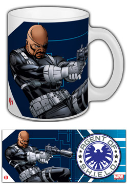 The Avengers - hrnek Nick Fury