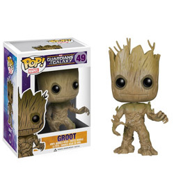 Guardians of the Galaxy - POP! Viny