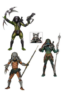 Predators series 13 - set 3 figurek
