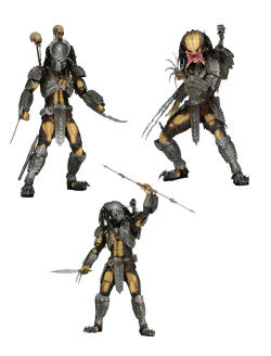 Predators Series 14 - set 3 figurek