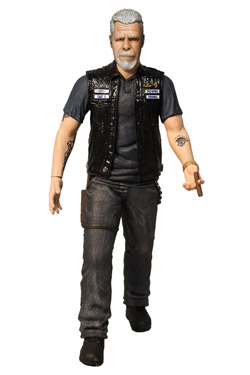 Sons of Anarchy - Clay Morrow 15 cm