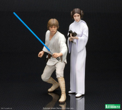 Star Wars ARTFX+ - Luke Skywalker &