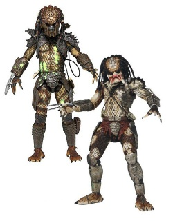 Predator - Battle Damaged Jungle Hu