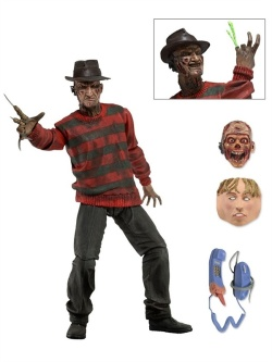 Nightmare on Elm Street - akční fig