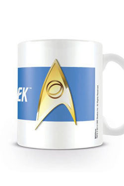 Star Trek - hrnek Sciences Blue