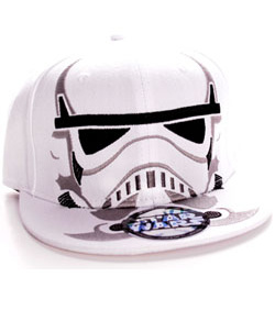 Star Wars - kšiltovka Trooper Mask