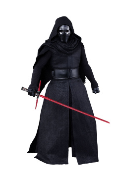 Star Wars Episode VII - Kylo Ren Mo