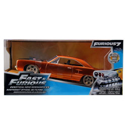 Fast & Furious 7 - Diecast Model 1/