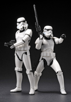 Star Wars ARTFX+ Statue - 2-Pack Ar