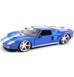 Fast & Furious 5 - Diecast Model 1/