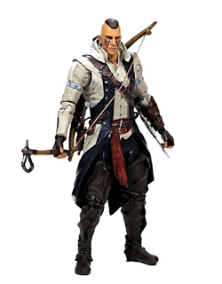 Assassins Creed III - Connor 15 cm