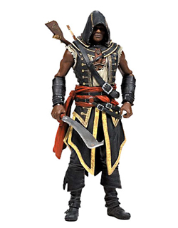 Assassins Creed III - Adewale 15 cm