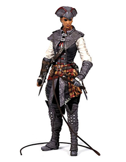 Assassins Creed III - Aveline 15 cm