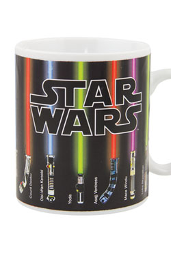 Star Wars - m�n�c� se hrnek Lightsa