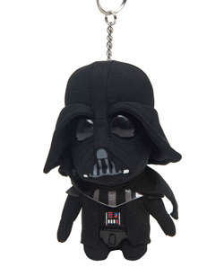 Star Wars - ply�ov� kl��enka Darth
