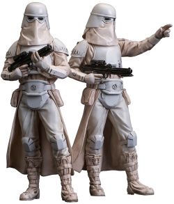 Star Wars ARTFX+ Statue - 2-Pack Sn