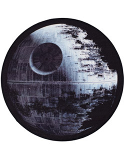 Star Wars - koberec Death Star 100