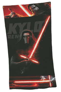 Star Wars Episode VII - ručník Kylo
