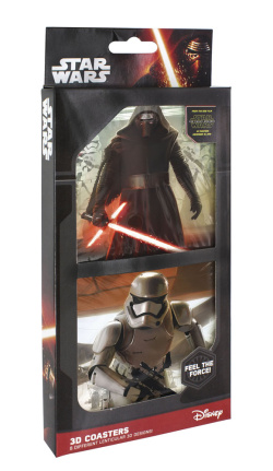 Star Wars Episode VII - 3D podt�cky