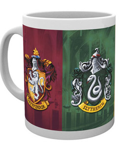 Harry Potter - hrnek All Crests