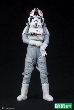Star Wars ARTFX+ PVC Statue - AT-AT