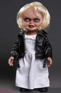 Bride of Chucky - panenka Tiffany 3
